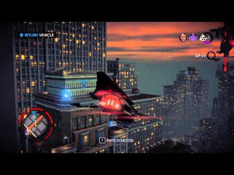 Flying alien ships Saints row 4 w/nova #15