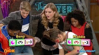 "Henry Danger Game Shakers Crossover Challenge! | ""The After Party"" 