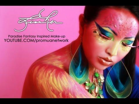 Fantasy Inspired Makeup