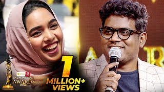 ROWDY BABY Yuvan Shankar Raja Version | Crowd Erupts | Galatta Debut Awards