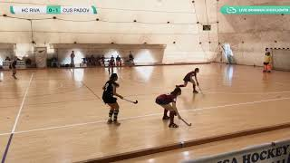 🏑 Highlights #U21F #Indoor ~ Hc Riva vs Cus Padova 🥅