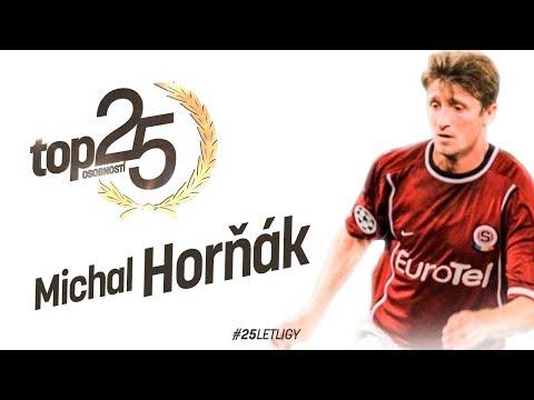 TOP 25 osobností: Michal Horňák