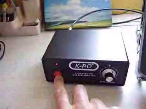 BFO SSB 2100 + RADIO K-PO WR2100