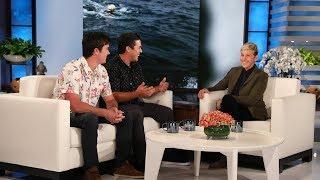 Download Song Ellen Meets Inspiring Whale Rescuers Free StafaMp3