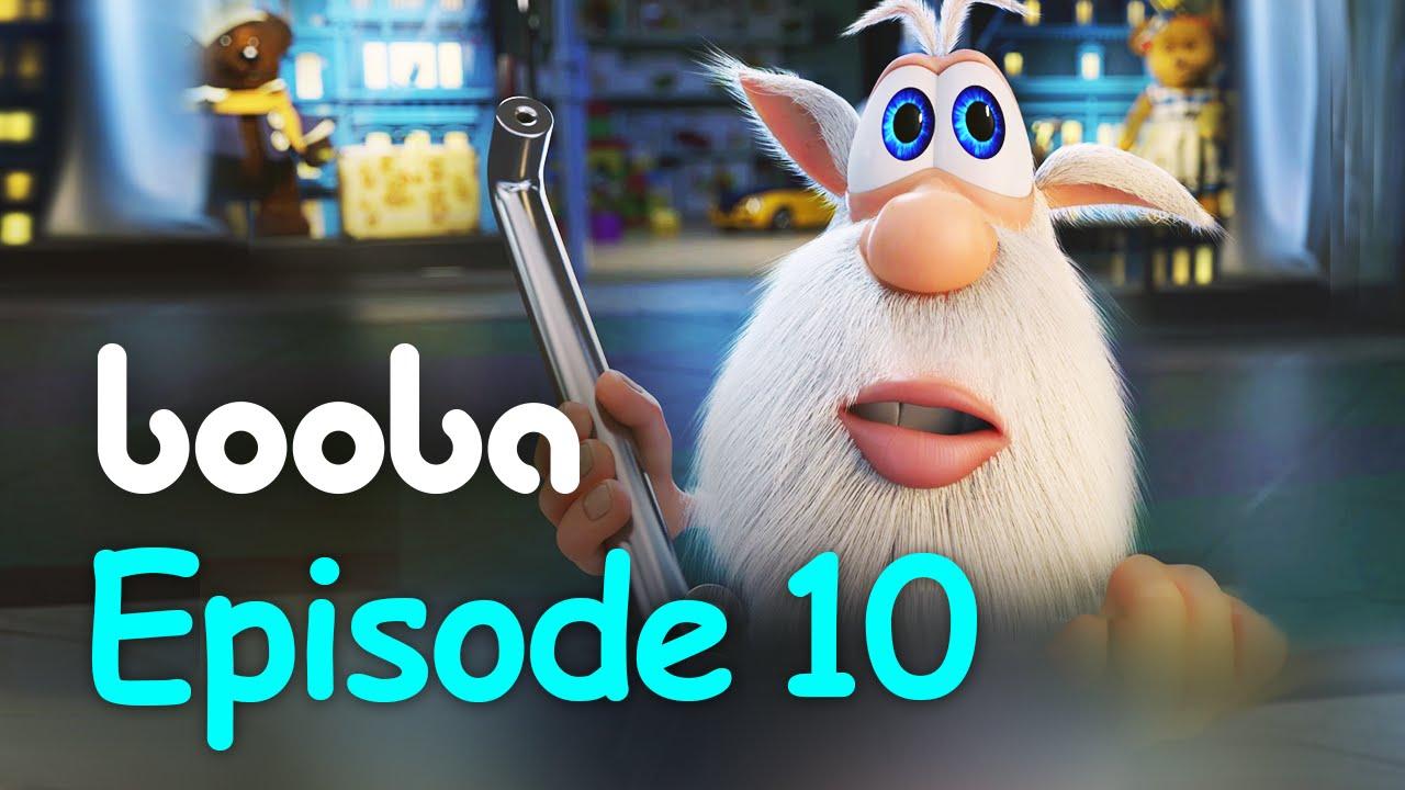 Booba / Buba 3D  (2014 -2018)
