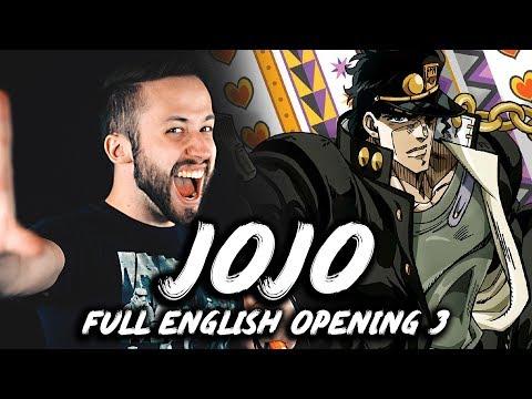 STAND PROUD (full version) - Jojo's Bizarre Adventure ENGLISH OP 3