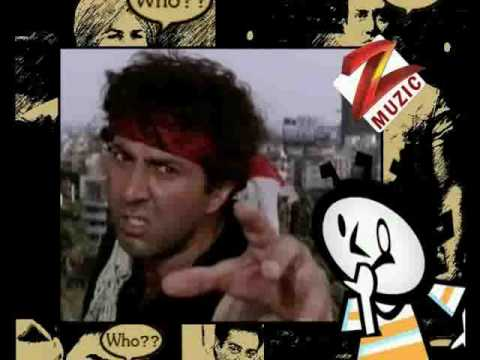 Bol Bachan With Sunny Deol (funny Must See) video