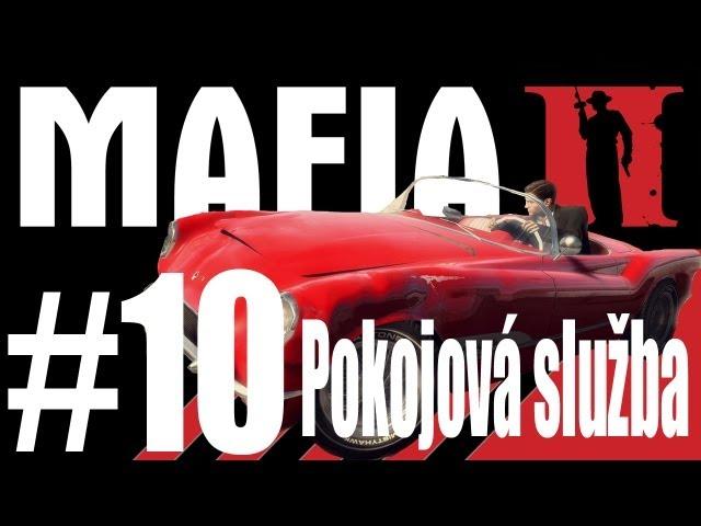 Mafia II 10. Pokojová služba