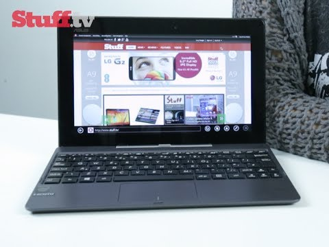 Asus Transformer Book T100 review - a full Windows 8.1 tablet that's also a laptop