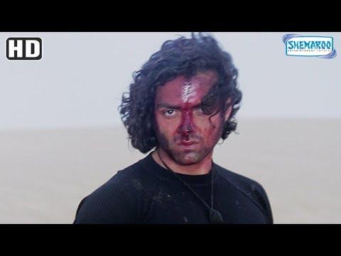 'Soldier' Climax Scene (HD) - Bobby Deol - Preity Zinta - Rakhee - Suresh Oberoi - 90's Action Movie