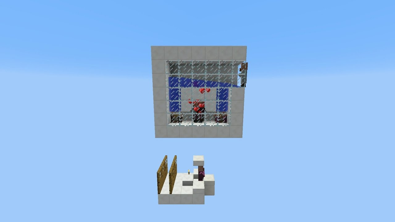 Minecraft Villager Breeding