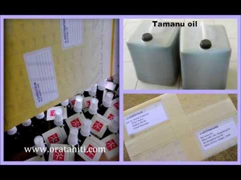 How we make Tamanu Oil