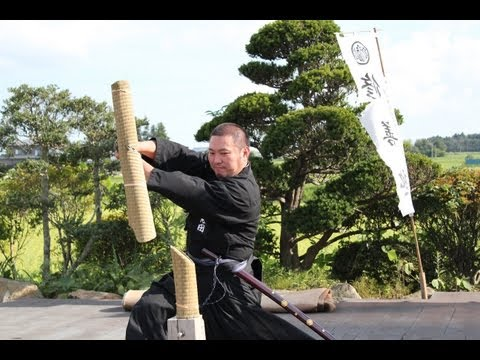 日本刀試し斬り 失敗集 Part.3 (Japanese Sword Failure Cutting Tameshigiri)