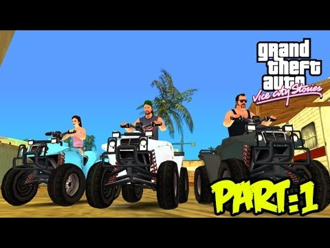 Grand Theft Auto Vice City Stories PC Edition 2013 #1
