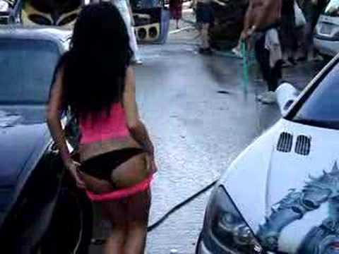 XXX sexy car wash thumbnail