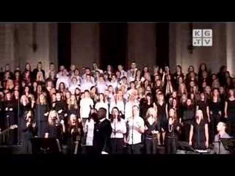 Alpha and Omega - Sing Gospel Latvia!