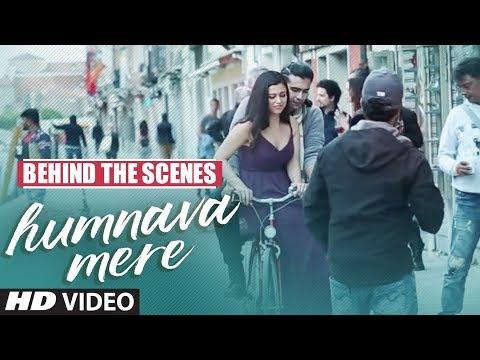 Making Of Humnava Mere Song | Jubin Nautiyal | Manoj Muntashir | Rocky - Shiv