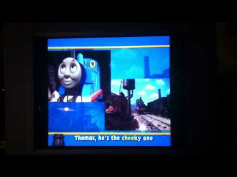 Thomas & Friends Season 12 Intro. Beginning. Roll Call. & C