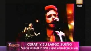 A Las Once -cerati Y Su Largo Sue�o- 16/05/13