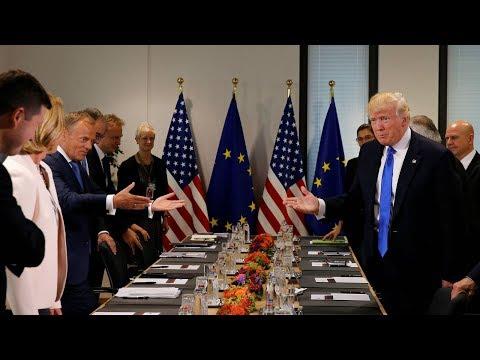 Europa avisa a Estados Unidos sobre los Aranceles en Exportaciones