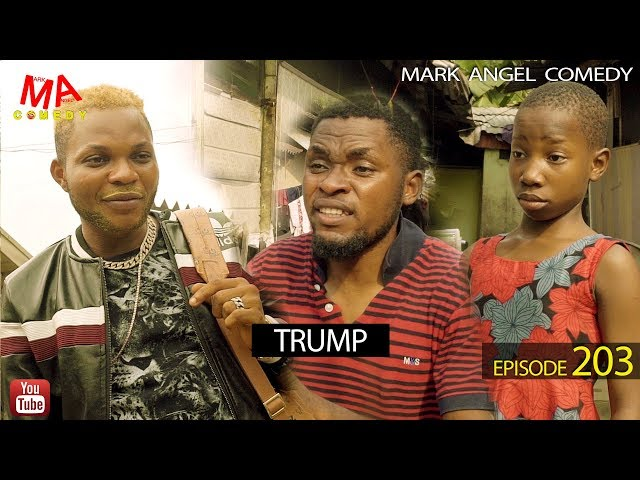 TRUMP (Mark Angel Comedy) (Episode 203) thumbnail