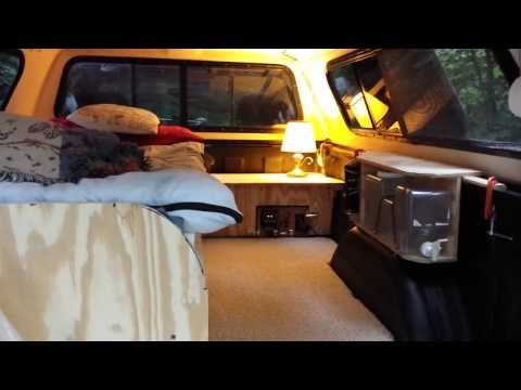 Luxury Truck Cap Camping