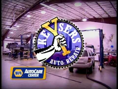 Keyser's Auto Repair Commercial