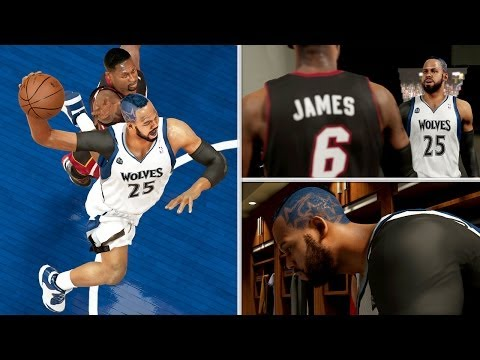 NBA 2K14 Next Gen MyCareer #10 - LeBron James Wants To Be Friends. Nope !