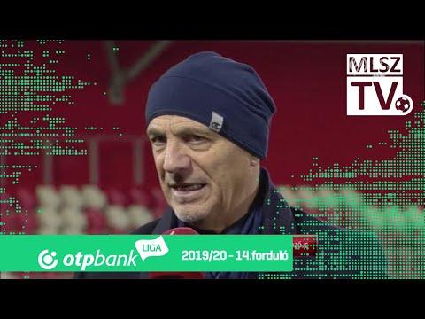 Edzői értékelések a Kisvárda Master Good – Budapest Honvéd mérkőzésen