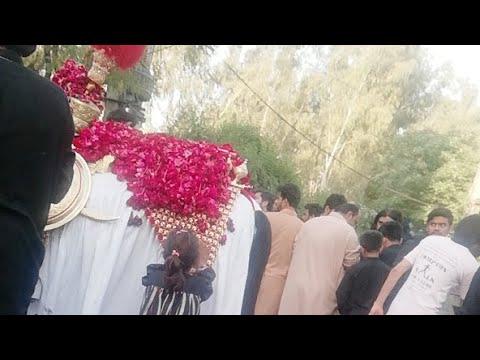 Matam Dari Samosa Chok Faisalabad 25 Rajab