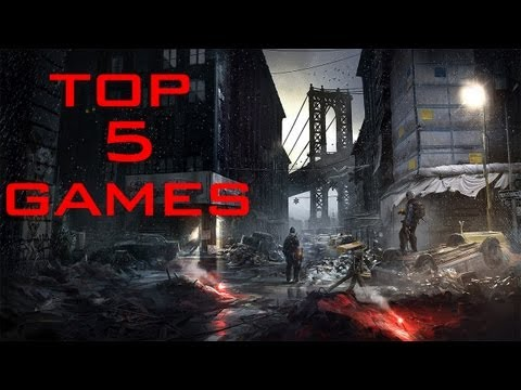 Top 5 Games of E3 2013 - E3M13