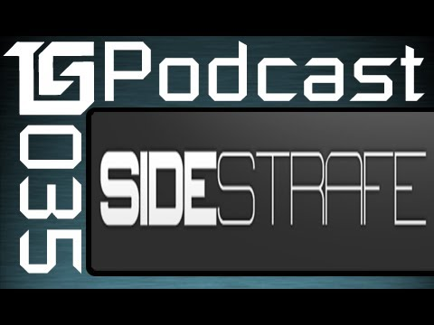 TGS Podcast #35 ft. SideStrafe, Hosted by Jesse Cox, & Dodger