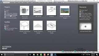 Download مقدمة - برنامج Autodesk Revit 2017 3Gp Mp4