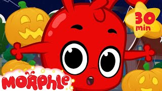 Morphle's Halloween Night - Halloween animation for kids with My Magic Pet Morphle