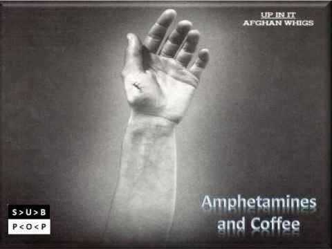 The Afghan Whigs - Amphetamines & Coffee