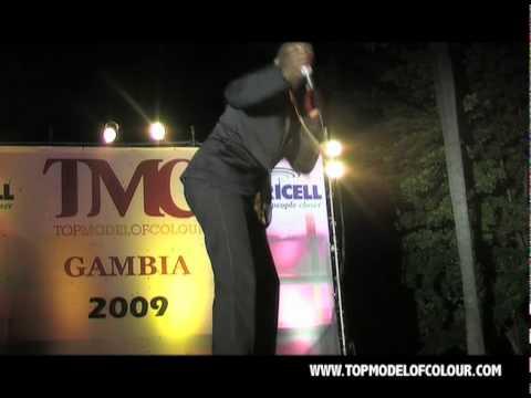 Butterflymodels - Eddie Kadi Dances Africa