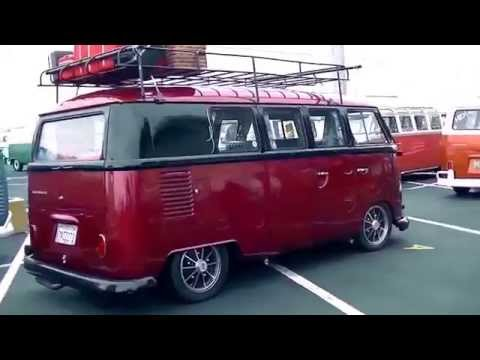 OCTO MEET June 2015 VW Bus 2