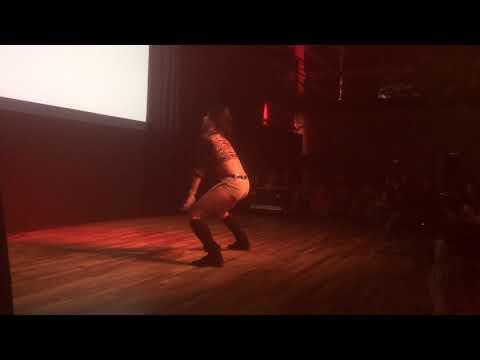 DIZC2014 Dana in performance ~ video by Zouk Soul