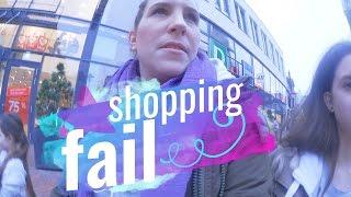 shopping fail / Was ist mit dem Intro? / 23.1.17
