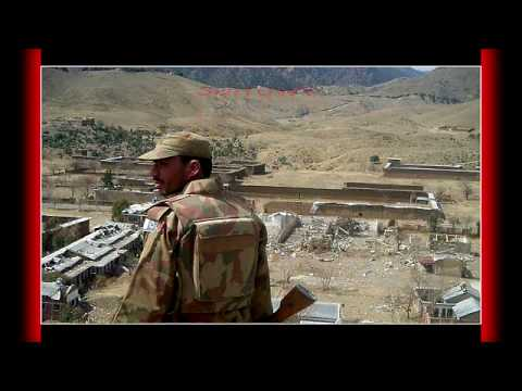 Pakistan Army Fighting Taliban In South Waziristan
