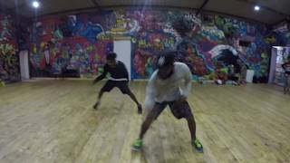 Islan Stompers Dance Crew finesse hip hop dance choreography