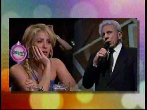 Shakira Confirma Embarazo, Su Historia De Amor.mp4