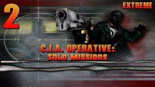 CIA Operative: Solo Missions - 1080p60 HD Walkthrough (Extreme) Mission 2 - Drug Facility