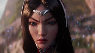 ĐẤNG tung VINAHEY cực CHẤT trong phim mới của Riot Games!