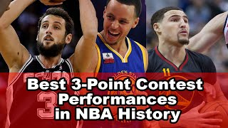 Best Performances in NBA 3-Point Contest History