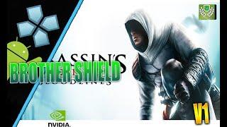 PPSSPP: FREE PSP Emulator | Nvidia Shield TV | Assassin's Creed Bloodlines | Android 8.0 | V1