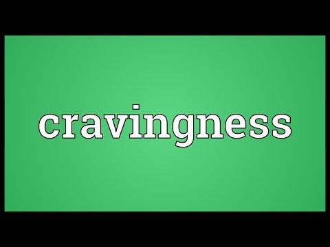 Header of cravingness