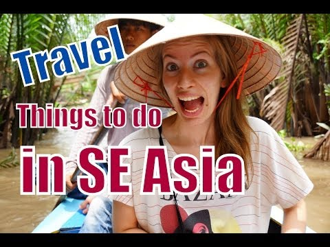 Top 10 Things to do in Southeast Asia attractions travel guide