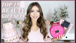 TOP 15 HOLIDAY BEAUTY GIFT SETS 2018 | HOLIDAY GIFT GUIDE