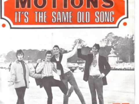 The Motions It's The Same Old Song